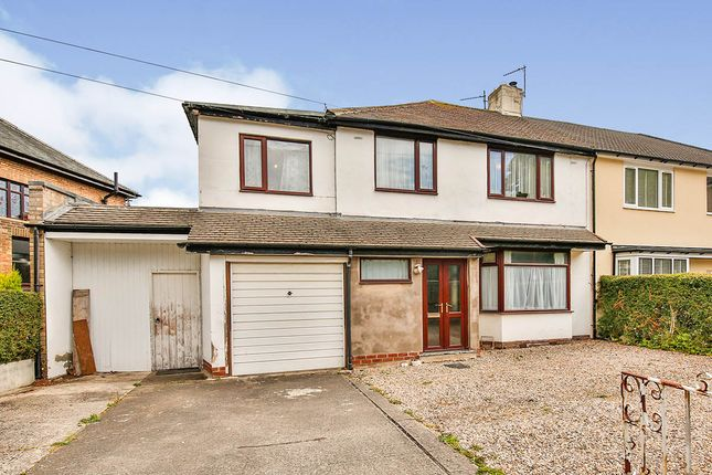 Thumbnail Semi-detached house for sale in Quarryheads Lane, Durham