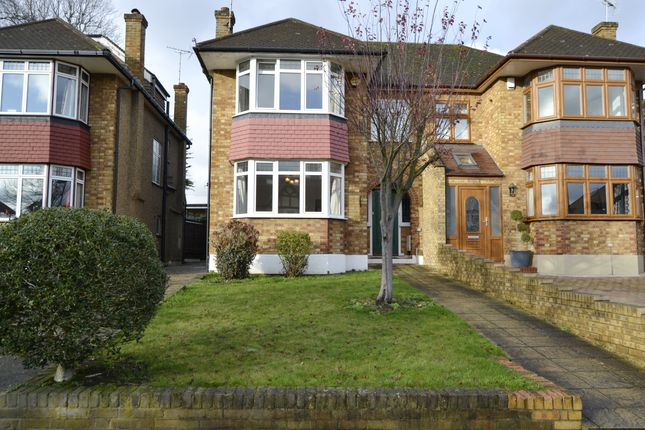 Thumbnail Semi-detached house to rent in The Orchard, London