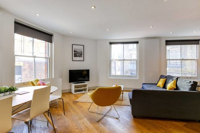 Thumbnail Flat to rent in Dingley Place, London
