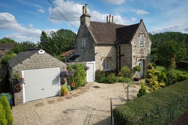 Thumbnail Semi-detached house for sale in Compton Road, Hilmarton, Calne