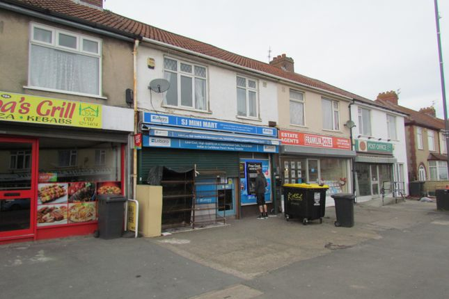 Thumbnail Retail premises for sale in Filton Avenue, Filton, Bristol