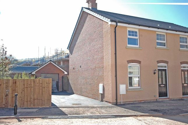 Thumbnail Semi-detached house to rent in Ternata Drive, Monmouth