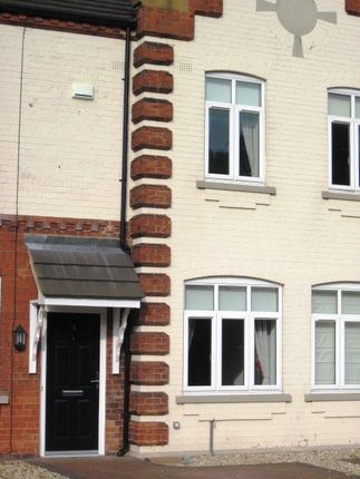 Thumbnail Terraced house to rent in Springfield Grange, Oatfield Close, Scartho, Grimsby
