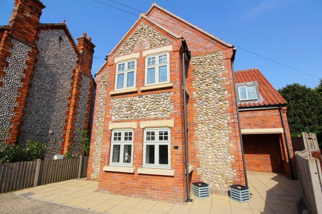 Thumbnail Detached house for sale in Wyndham Street, Sheringham