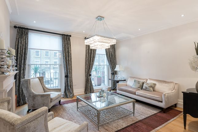 Thumbnail Terraced house to rent in Cliveden Place, Belgravia