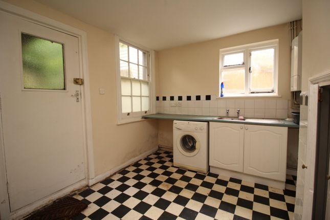 Utility Room of Britannic House, 40 New Road, Chatham, Kent ME4