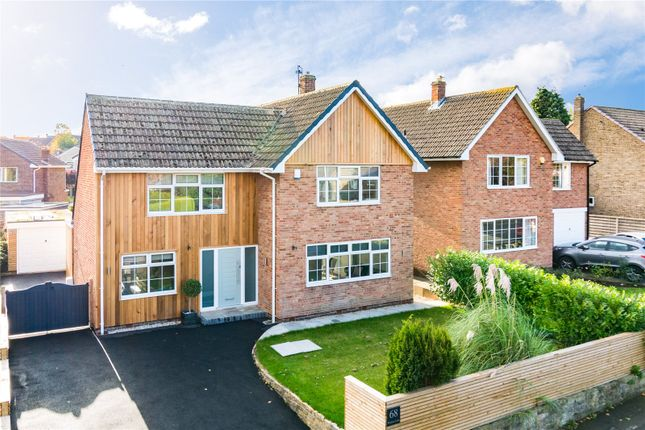 Thumbnail Detached house for sale in Walton Lane, Sandal, Wakefield, West Yorkshire