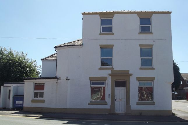 Thumbnail Flat to rent in 2 Bed Fylde Road, Preston