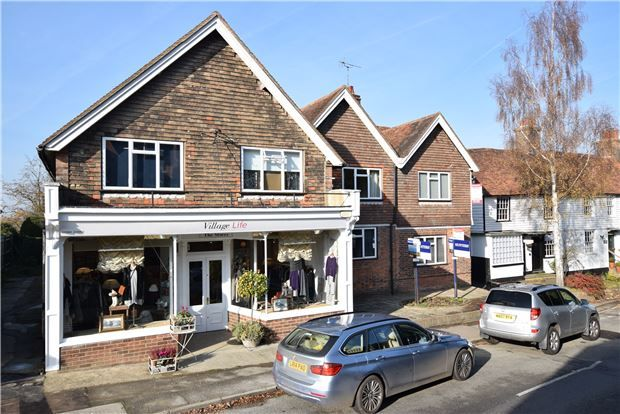 Thumbnail Flat for sale in North Road, Goudhurst, Cranbrook, Kent