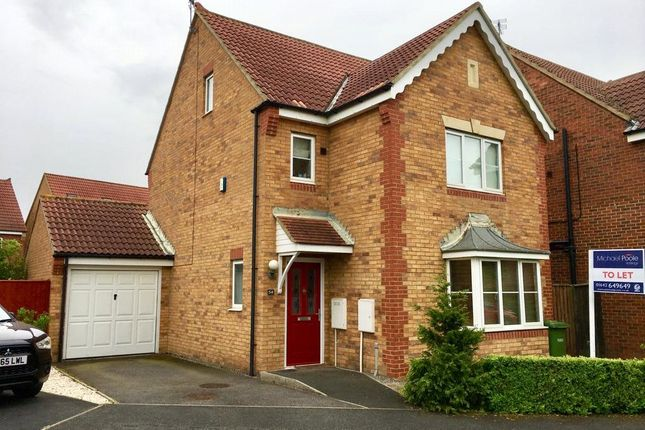 4 bed detached house to rent in Bamburgh Court, Ingleby Barwick, Stockton-On-Tees TS17