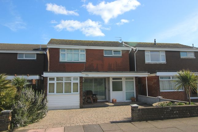 Thumbnail Detached house for sale in Princes Road, Langney Point, Eastbourne