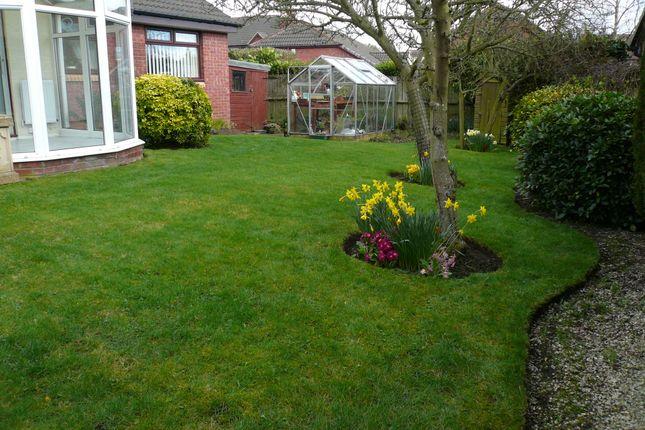 Rear Garden Of St Edmunds Green, Sedgefield TS21 ...