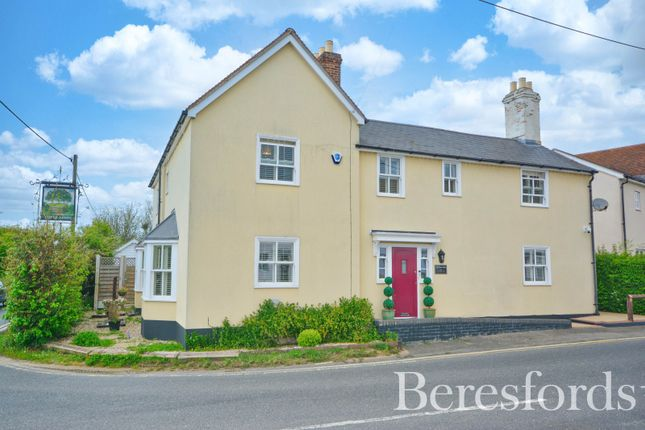 Thumbnail Detached house for sale in Ashes Road, Cressing, Braintree, Essex