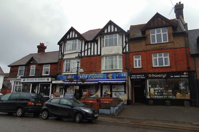 Thumbnail Flat to rent in Oakleigh Court, Station Road West, Oxted