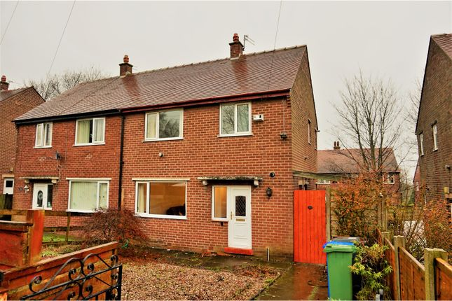Thumbnail Semi-detached house to rent in Walton Way, Manchester