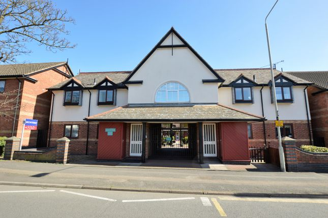 Thumbnail Flat for sale in Jasmine Court, Wigston