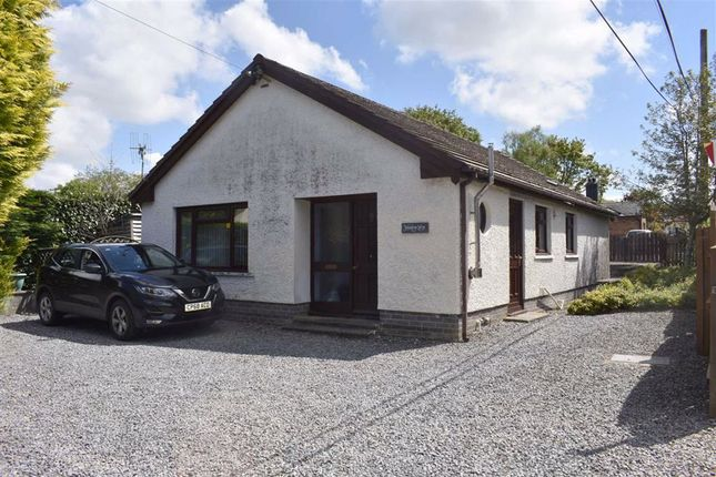 Thumbnail Detached bungalow for sale in Ty Mawr, Llanybydder