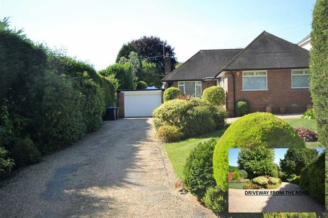 Thumbnail Bungalow for sale in Beech Hill Avenue, Hadley Wood, Hertfordshire