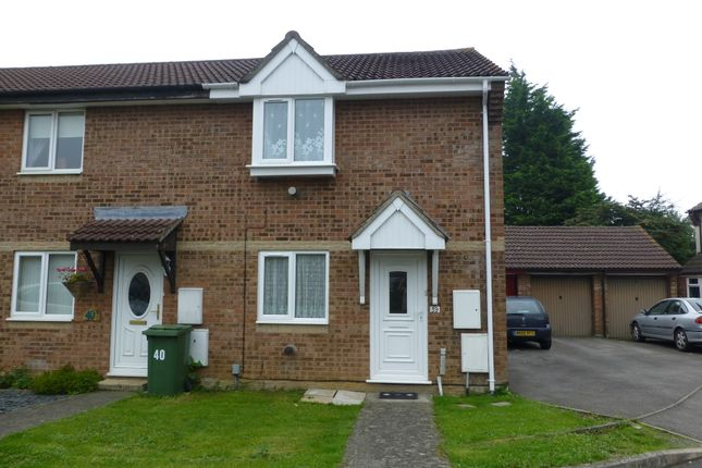 Thumbnail End terrace house to rent in Courts Barton, Frome