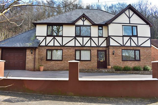 Thumbnail Detached house for sale in Lon Stephens, Taffs Well