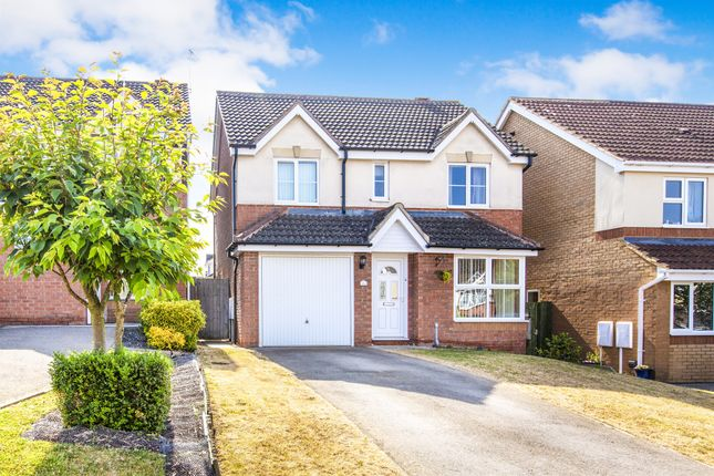 Thumbnail Detached house for sale in Wyckley Close, Irthlingborough, Wellingborough
