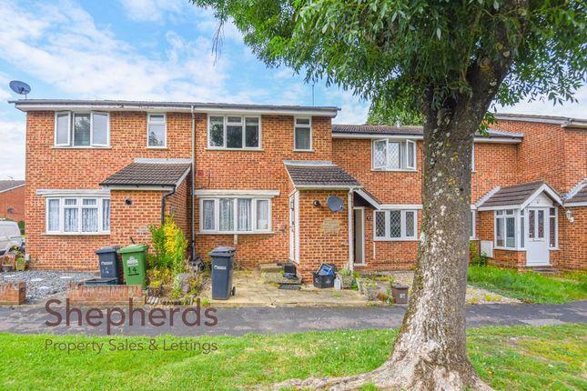 Thumbnail Maisonette to rent in Broomfield Avenue, Broxbourne, Hertfordshire