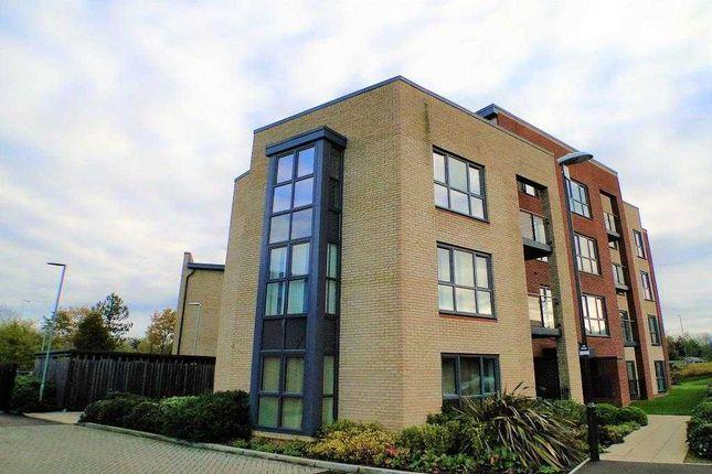 Thumbnail Flat to rent in Ada Walk, Milton Keynes Village, Milton Keynes