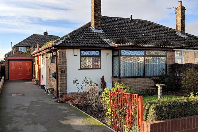 Thumbnail Bungalow for sale in Robin Royd Garth, Mirfield, West Yorkshire