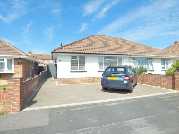 Thumbnail Bungalow for sale in Goodwood Road, Gosport