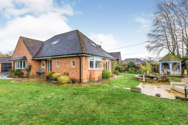 Thumbnail Detached house for sale in Bedcroft, Barlaston, Stoke-On-Trent, Staffordshire