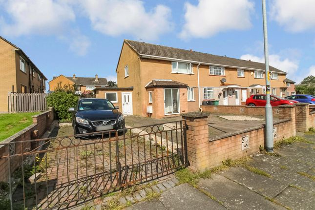 Thumbnail End terrace house for sale in Rashdall Road, Carlisle