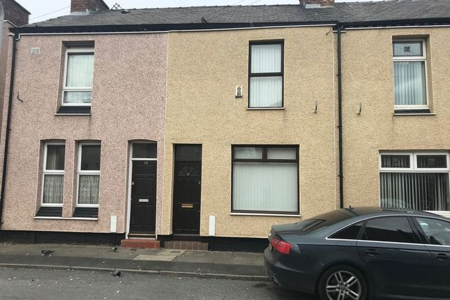 Thumbnail Terraced house to rent in Prior Street, Bootle