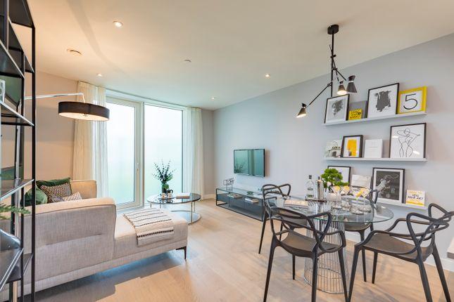 1 bedroom flat for sale in Cambridge Road, Barking