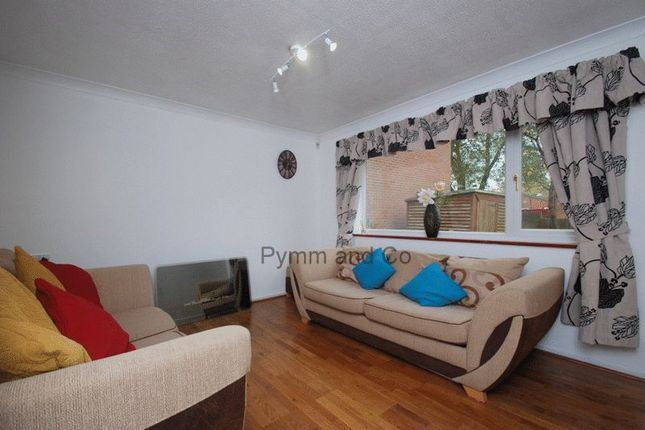 Thumbnail End terrace house to rent in Webster Close, Norwich