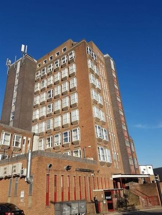 Thumbnail Flat for sale in Stanmore Towers, Church Road, Stanmore