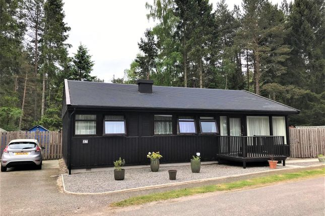 Thumbnail Detached bungalow for sale in Mortlich Gardens, Aboyne