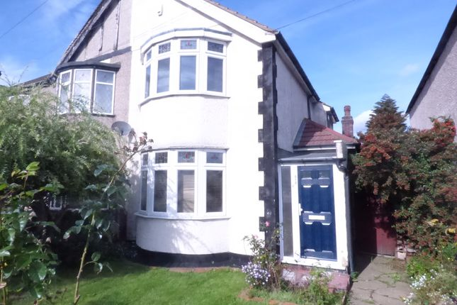 Thumbnail Semi-detached house to rent in East Rochester Way, Welling