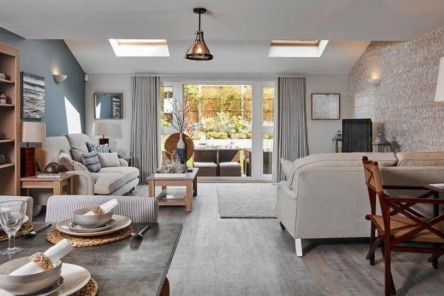 Thumbnail Semi-detached house for sale in The Sandpiper Show Home, Radwinter Road, Saffron Walden, Essex