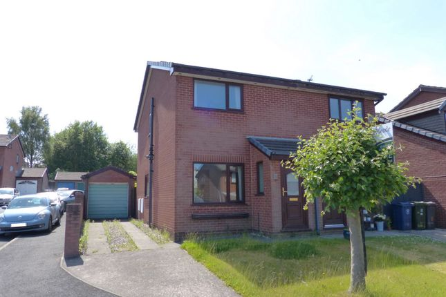 Thumbnail Semi-detached house for sale in Priory Grove, Ormskirk