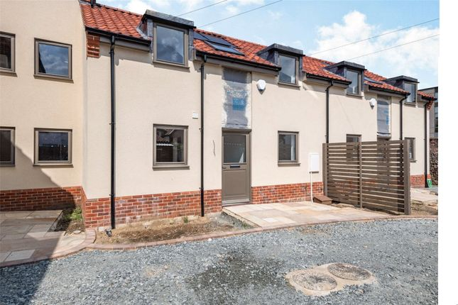 2 bed terraced house for sale in Plot 3, Fairland Terrace, Wymondham NR18