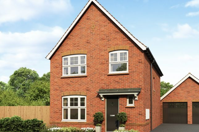 Thumbnail Detached house for sale in Hatfield Road, Witham Essex