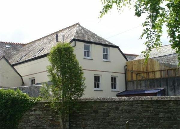 Thumbnail Flat to rent in Fore Street, St. Columb