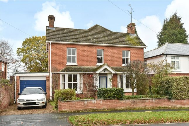 Thumbnail Detached house for sale in Dunmow Hill, Fleet, Hampshire