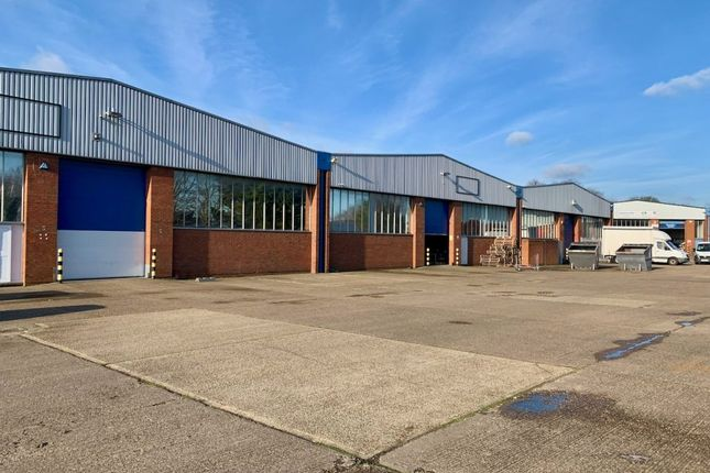 Thumbnail Industrial to let in Portland Close, Houghton Regis
