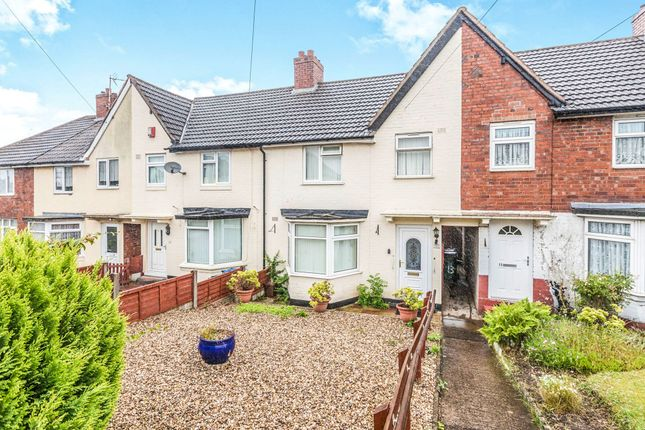 Thumbnail Terraced house for sale in Hamilton Road, Bearwood, Smethwick