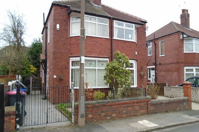 Thumbnail Semi-detached house to rent in Ashley Crescent, Swinton, Manchester