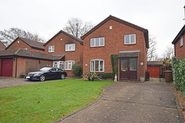 Thumbnail Detached house for sale in Hamelin Road, Darland, Kent