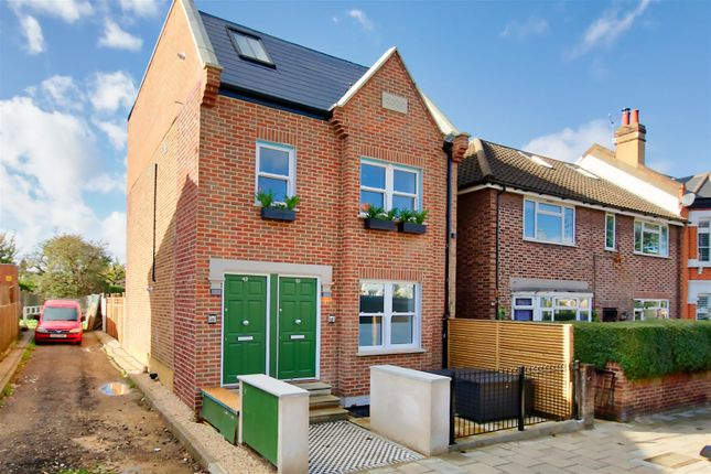 Thumbnail Semi-detached house to rent in St. Ann's Hill, London