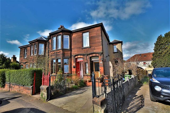 Thumbnail Property for sale in Drumover Drive, Tollcross