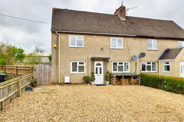 Thumbnail Semi-detached house for sale in Ballards Close, Shipton-Under-Wychwood, Chipping Norton
